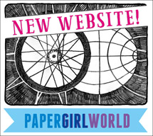 Papergirlworld Website